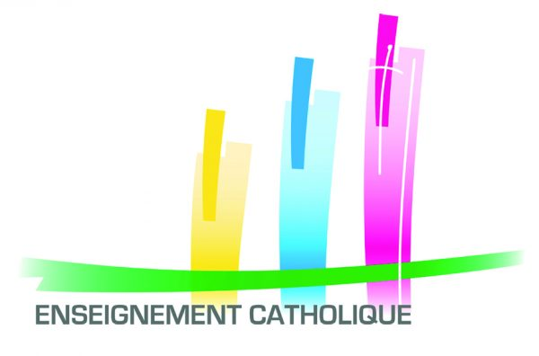 images images Logo enseignement catholique 600x396