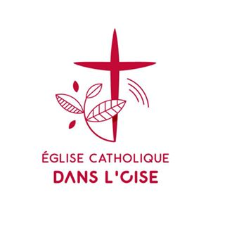 Logo Eglise catholque OISE 2